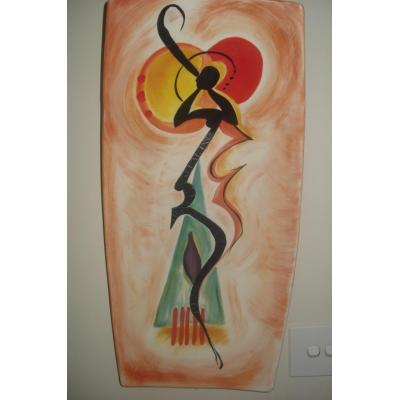 Abstract Art - This is one style that we teach.