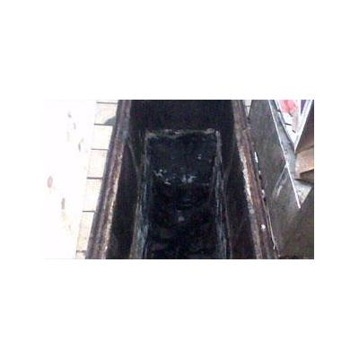 Grease Trap Before Overhaul & Service