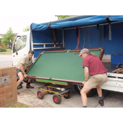 Pool Table Transport Specialists
