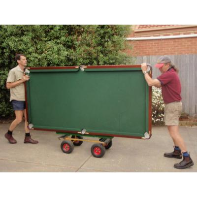 Experts in Snooker Table Removals