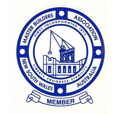 Master Builders Association - Member number 3015699