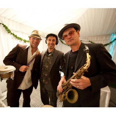 DJ with Sax and Bongos Northern Beaches - Hire DJ with Sax and Bongos in Sydney's Northern Beaches
