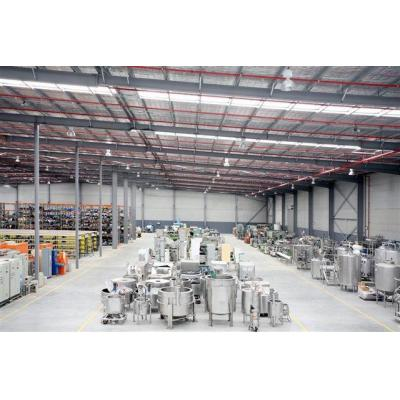 New Process Equipment Machinery - Inside our warehouse