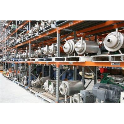 Mechanical Equipment Electrical Equipment - Selection of centrifuges