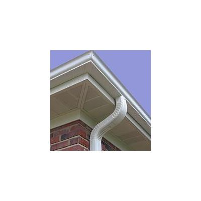 Guttering and leaf guard - Guttering