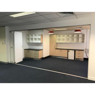 Office pantry fit-out