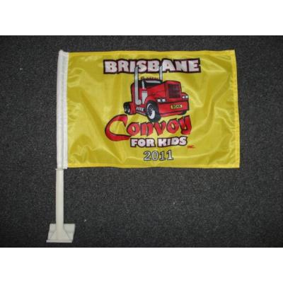 Car Flags - Brisbane Car Flags