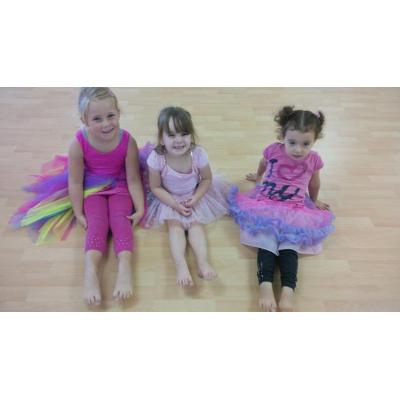 Beautiful Ballerinas - Tots Ballet