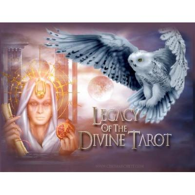 1. Legacy of the Divine Tarot - Chiro Marchetti's Divine Tarot Pack