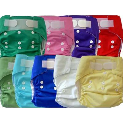 Pixie Poppits - Pocket Modern Cloth Nappy designed by New Age Nappies.