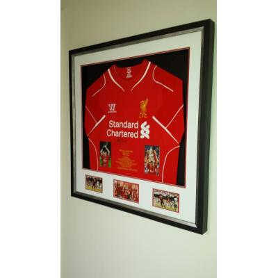 Sports Memorabilia Framed SE QLD