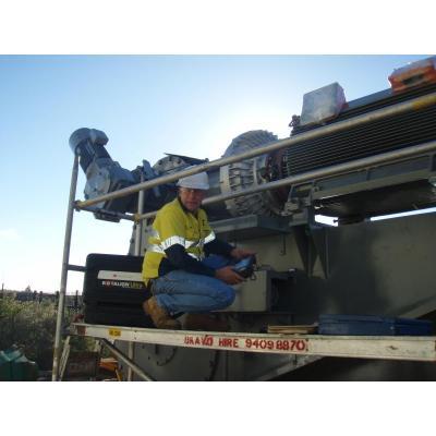 Industrial Equipment Alignment | Western Australia