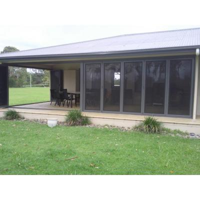Screen bifolds - Urunga - screen bifods for patios