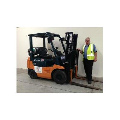 Forklift Training Courses