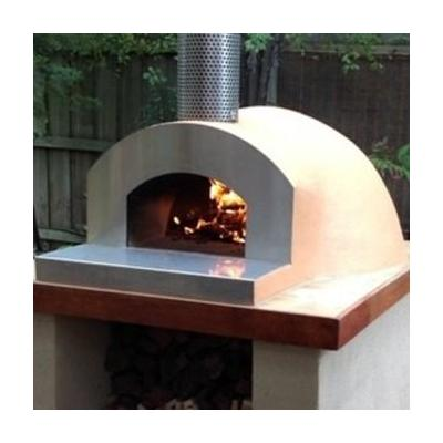 DIY with Stainless steel - Mick did a great job building his oven