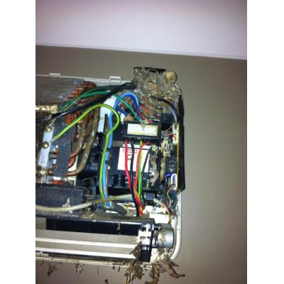 Mice - Regular maintenance will keep your system running well. Beware of strange smells or noises co