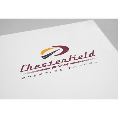Chesterfield Caravans - We had such a good response for this logo - People with the old logo on ther