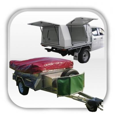 Camper Trailers & Canopies - Quality Australian made camper trailers and aluminium canopies.
