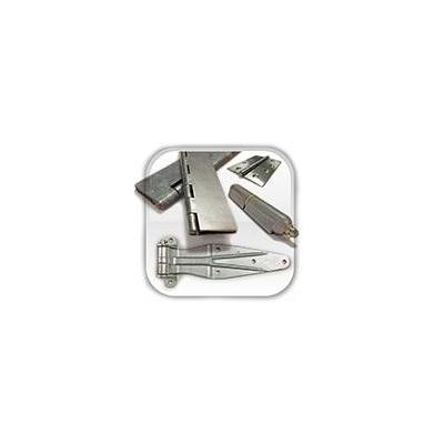 Hinge - Variety of stainless steel and galvanised hinge, continuous hinge, weld on hinge, etc.