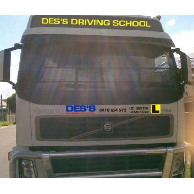 Driving School Fairfield