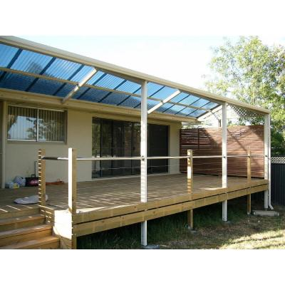 Veranda and Timber Deck in Burnside - Veranda and Timber Deck in Burnside