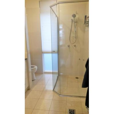 Shower Screens - Remove soap scum and add shine