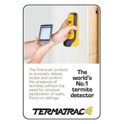 Termatrac Tool in action - Constant product review and development by an Australian world leading te