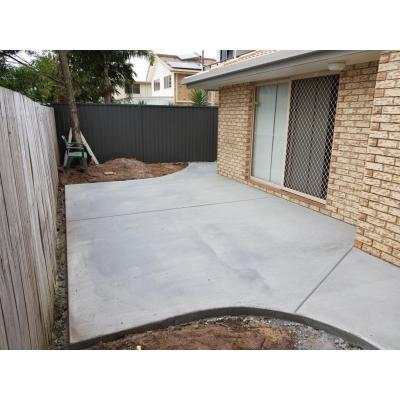 Burleigh Patio Slab - Broom Finish Patio Slab