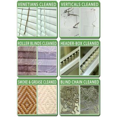 Blind Cleaning & Repair Sydney