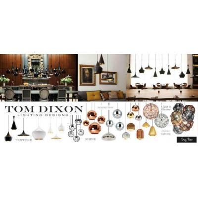 Tom Dixon Designer Lighting Essendon - Buy Tom Dixon Designer Lighting Essendon Online