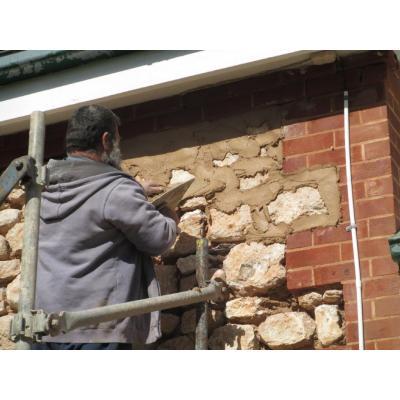 Wallaroo Stone Mason - Repoint Stone Walls