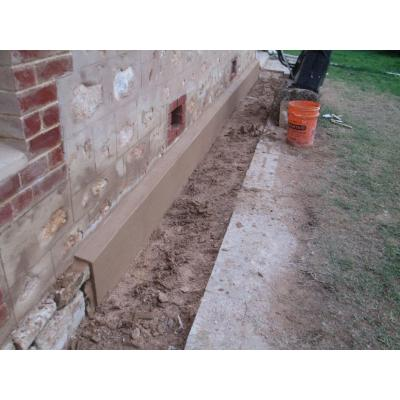 Kadina  Stone Mason - Stone foundation repair