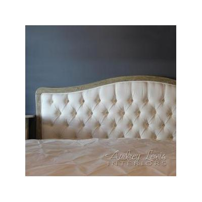 King & Queen French Provincial luxury headboard - http://www.audreylewisinteriors.com/shop.html