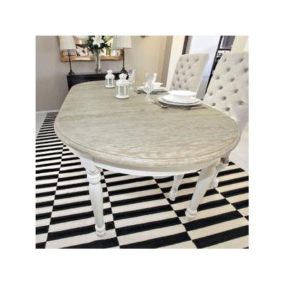 French style extension dining table - http://www.audreylewisinteriors.com/shop.html