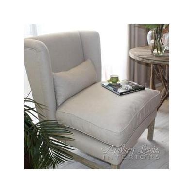 Wingback chair - http://www.audreylewisinteriors.com/shop.html