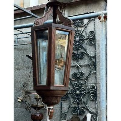 Stunning Lanterns and Lighting - Fine wood and glass lanterns