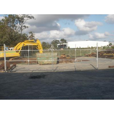 Industrial fences - coomera