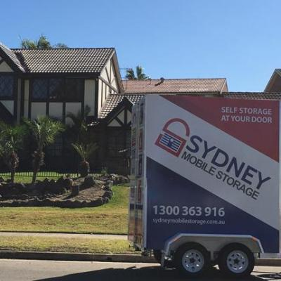 Mobile Storage Box Randwick