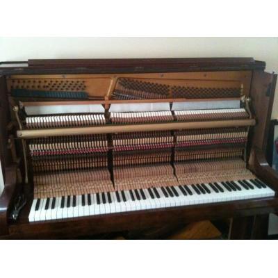 Rebuilding Pianos