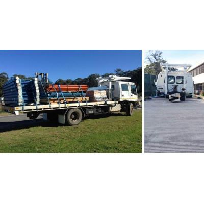 Truck Hire Raleigh