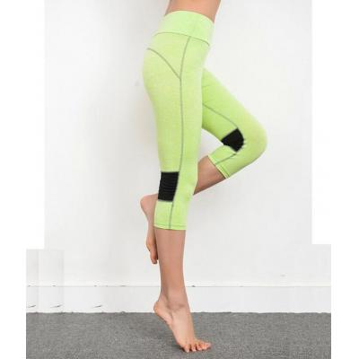 WOMEN SPORT SHORT LEGGINGS Padstow - Thin polyester active wear. Light and comfortable.