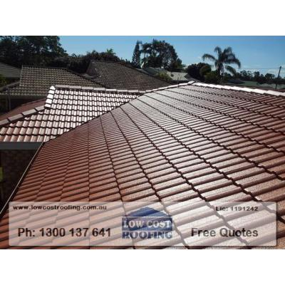 Tiled Roof at Caboolture - Complete Roof Restoration in Caboolture