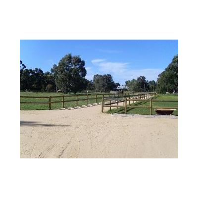 Rural Farm Fencing