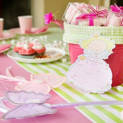 Children's birthday party ideas