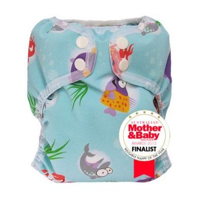 Mother-ease Wizard Uno - Award winning all in one nappy from Mother-ease.