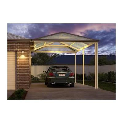 Single carport or pergola