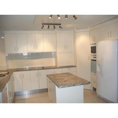 Gold coast kitchen - kitchen and tiling