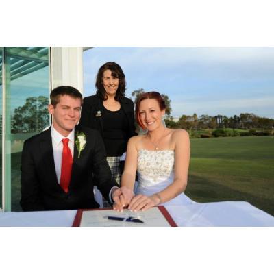 Jessie and Matt - Golf Club wedding