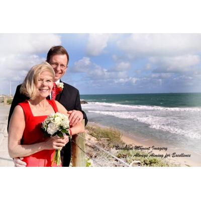 Linda and Rick - Beach wedding