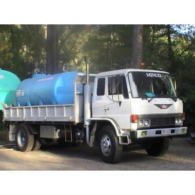 Water Truck Hire Brisbane